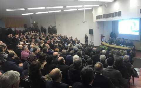 La BCC Roma riunisce i soci Ciociari. Più credito al territorio e tanta beneficenza.